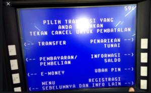 Cara Cek Saldo Lewat Sms Banking Bri