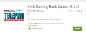 Format Cek Saldo Sms Banking Sumsel Babel