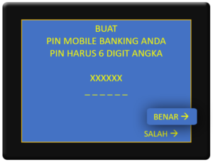 Saldo Bank Mandiri Lewat SMS